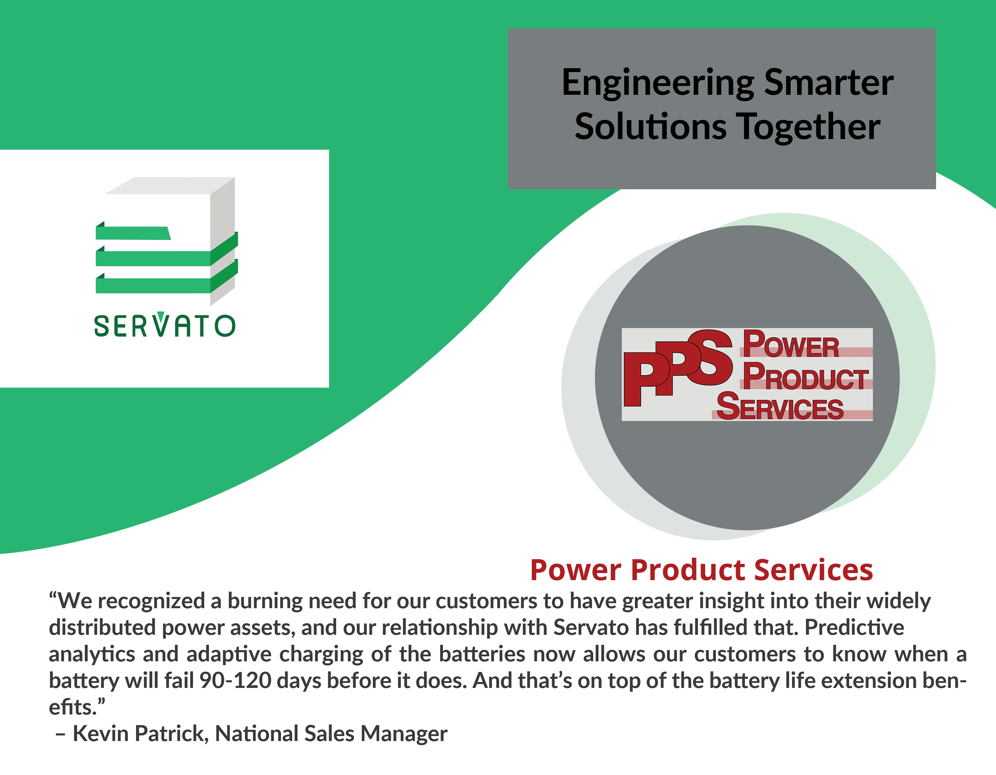 Power Product Services Engineers Smarter DC Power Plants